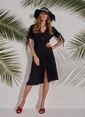 Morhipo Beach Elbise Siyah